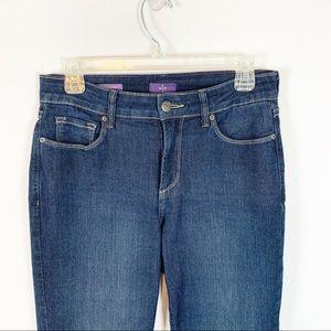 NYDJ Jeans - NYDJ Marilyn Straight Jeans Size 6